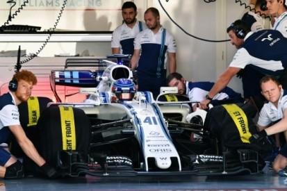 Williams wacht met keuze van tweede coureur tot januari