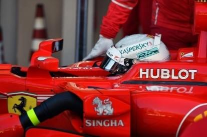 """Vettel: """"Laatste stap op weg naar top altijd de moeilijkste"""""""