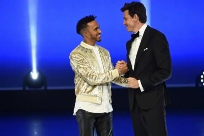 Wolff verwacht niet dat Hamilton 'plotseling' stopt
