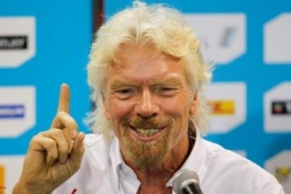 """Branson: """"Formule E haalt Formule 1 binnen tien jaar in"""""""