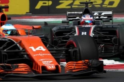 Grosjean verwacht dat McLaren grote stappen zet in 2018