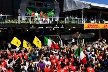 In beeld: podiumplaten van afgelopen Formule 1-seizoen