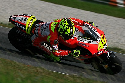 Ducati Jerez test summary