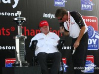 IndyCar series news and notes 2011-03-01