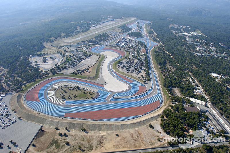 Circuit Paul Ricard >> Status Gp Paul Ricard Test Day 1 Report