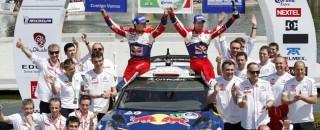 WRC Loeb continues Rally Mexico winning streak