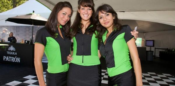 Tequila Patrón prepares for 2011 American Le Mans Series