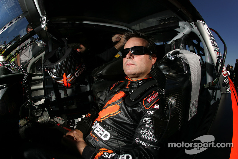 NASCAR places Robby Gordon on probation