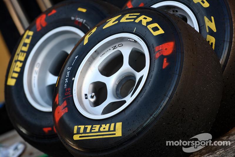 Pirelli to supply 'extra hard' tyre in Turkey