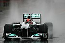 Mercedes Barcelona test report 2011-03-12
