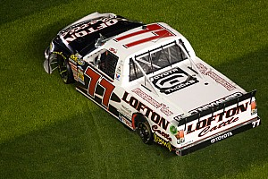NASCAR Truck Justin Lofton race report