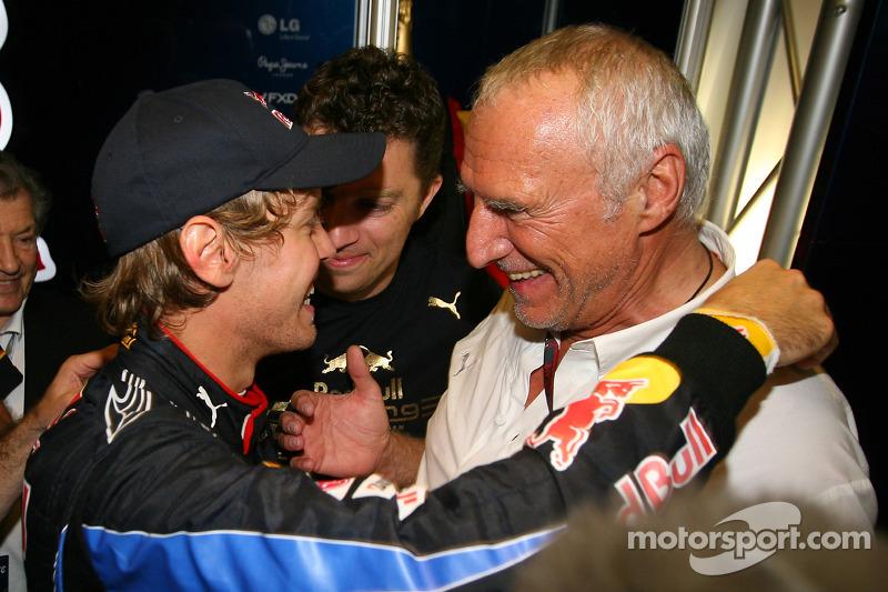 Mateschitz expects new Vettel signature 'soon'