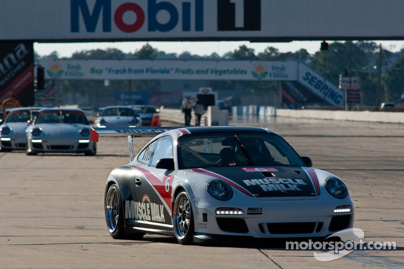 GT3 Cup: IMSA series preview
