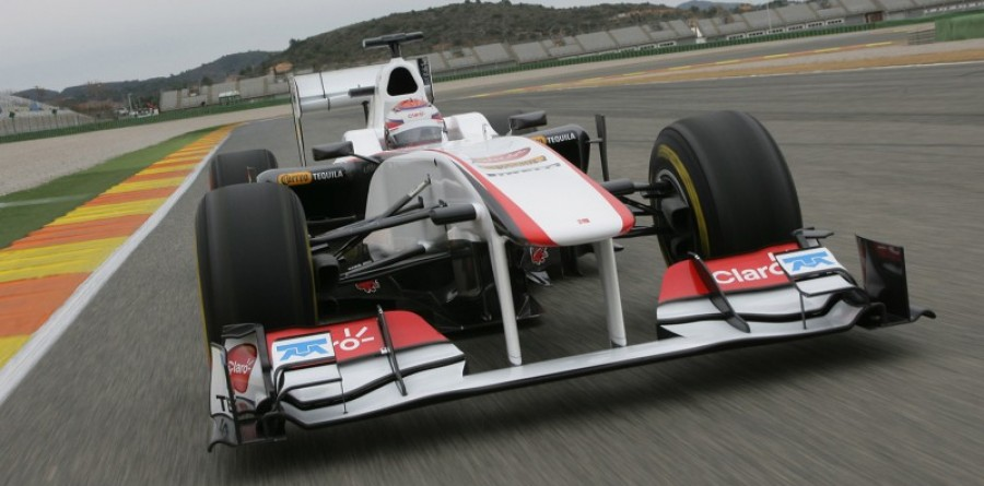 Sauber interview with James Key