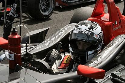 Samuele Buttarelli enters AutoGP