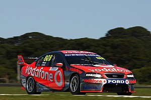 Supercars TeamVodafone Adelaide preview