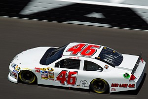 NASCAR Cup J. J. Yeley qualifying report