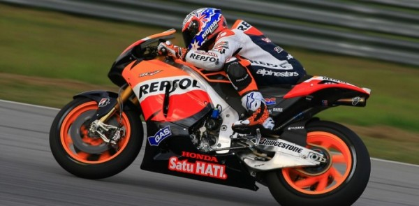 Stoner grabs season opener victory in Qatar for Honda
