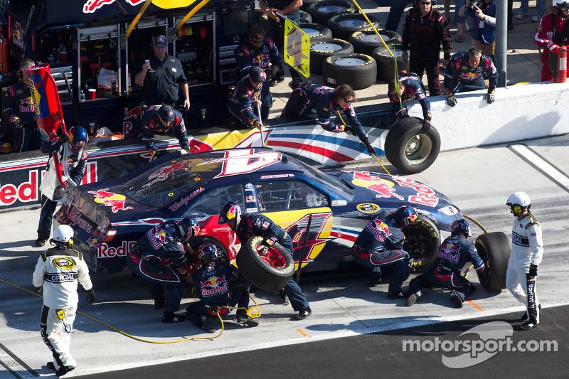 Red Bull Racing team race report
