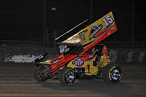 World of Outlaws Tony Stewart Tulare event report