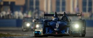ALMS Kane impressed with HPD LMP1 car