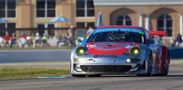 Porsche-Motorsport around the world