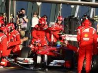 Ferrari identifies downforce issue on 2011 car