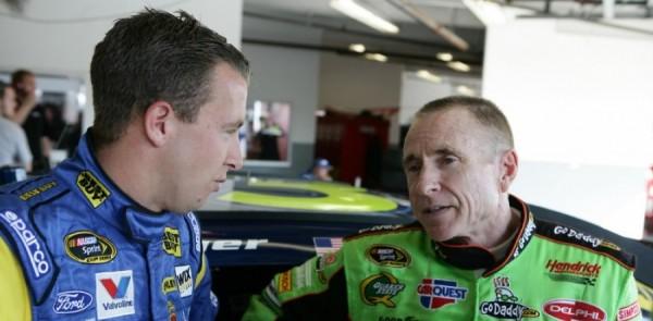 Martin to make 800th NASCAR start at Martinsville
