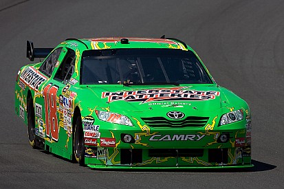 NASCAR: Joe Gibbs Racing History With Interstate, part 3