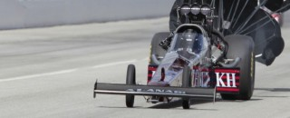 NHRA Series Friday qualifying report