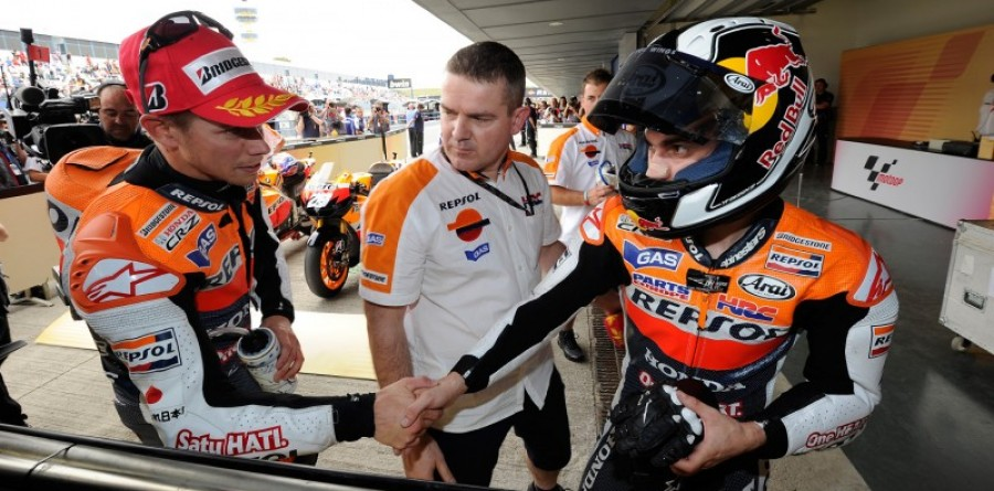 Repsol Honda Qualifying Report