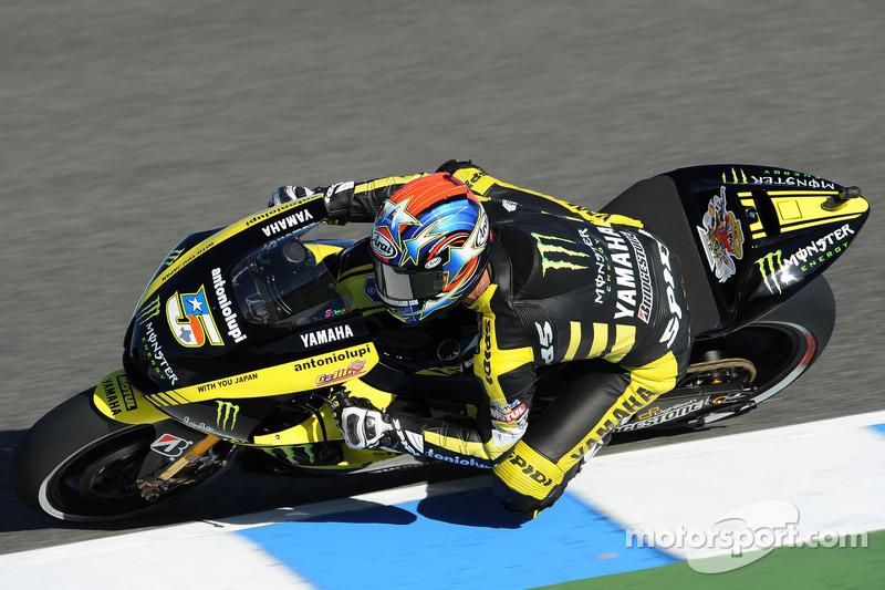 Tech 3 Yamaha Qualifying Report