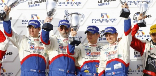 Pescarolo Team takes victory at Paul Ricard
