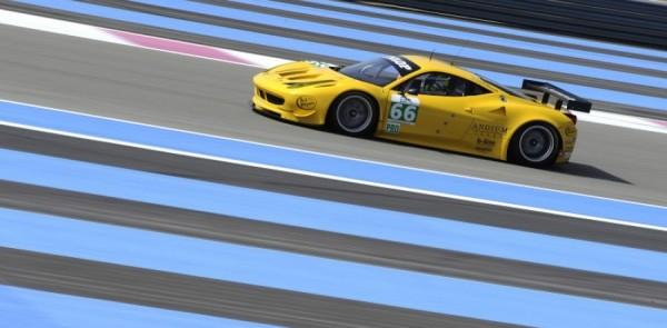 James Walker race report