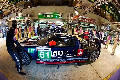 SRO Motorsports Group on death of Martin Bartek