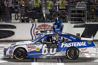 Nationwide Series Texas race report
