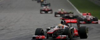 Formula 1 Hamilton excused after Sepang strategy outburst