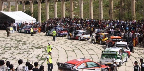 Jordan Rally Start Postponed to Friday