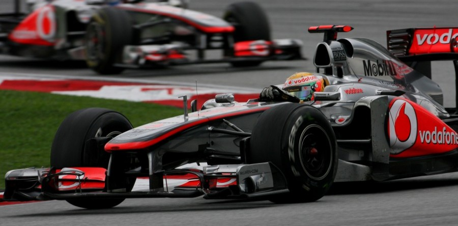McLaren Friday Report