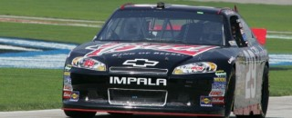 NASCAR Cup Harvick - Friday media visit