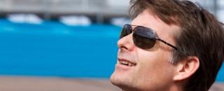 NASCAR Cup Jeff Gordon - Friday media visit
