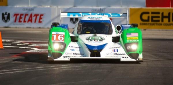 Smith earns Long Beach pole for Dyson Racing