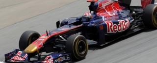 Formula 1 Toro Roso Quafying Report
