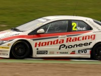 Honda Racing 1-2 In Donington Qualifying.