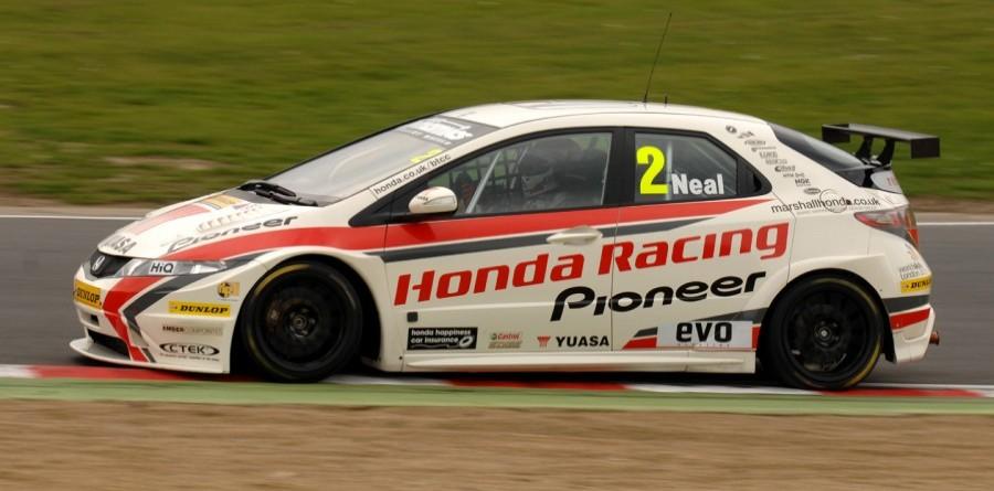 Honda Racing 1-2 In Donington Qualifying.