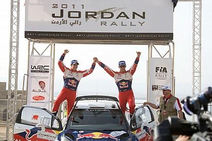 WRC Event Summary