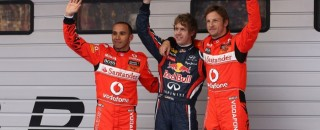 Formula 1 McLaren to tweak overall colours throughout 2011