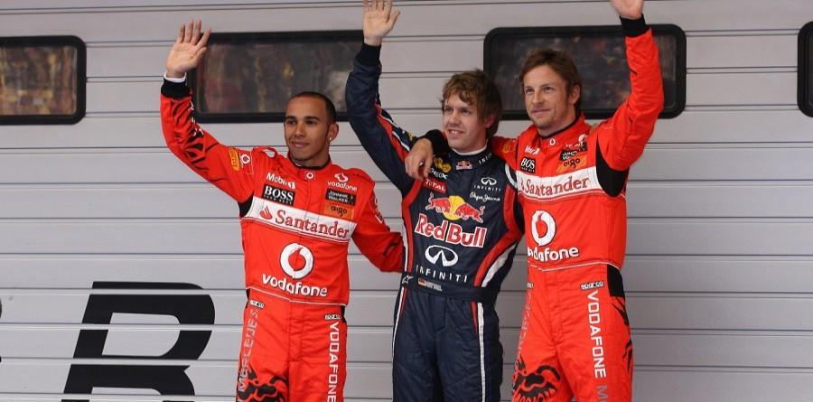 McLaren to tweak overall colours throughout 2011