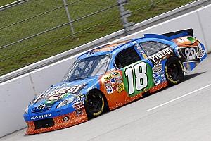 NASCAR Cup Kyle Busch race report