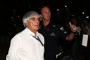 Formula 1 Ecclestone steps up denial of F1 sale reports